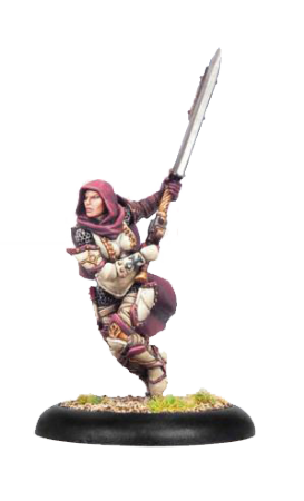 Menoth Solo Nicia Tear of Vengeance
